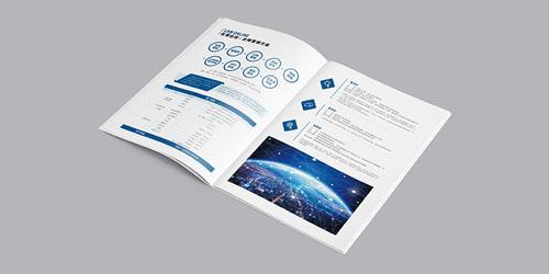 企业宣传册定制